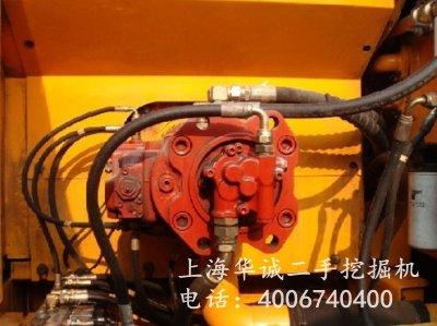 现代210-5D液压泵